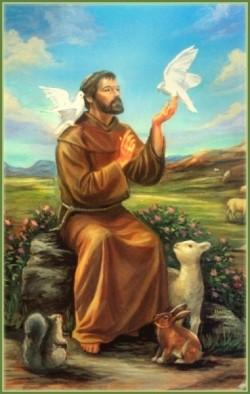 Thánh Phanxicô Assisis (1181 – 1226)
