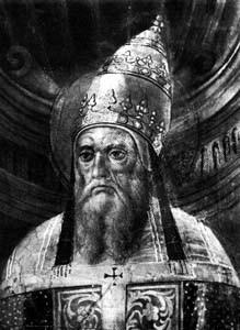 Thánh Callistô I, Giáo Hoàng Tử Đạo (+222)