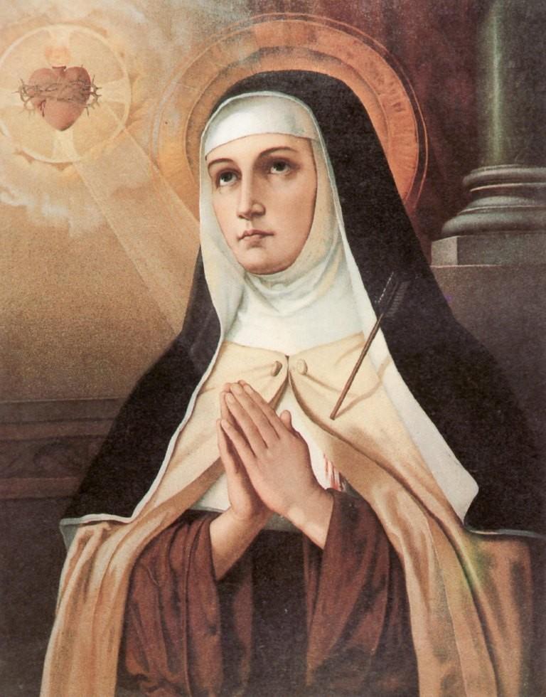 Thánh Têrêxa Avila, Đồng Trinh, Tiến Sĩ Hội Thánh (1515 – 1585)