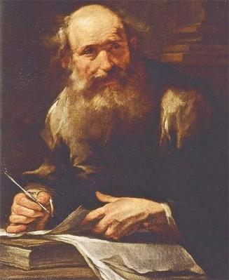 Thánh Luca Thánh Sử (Thế Kỷ I)