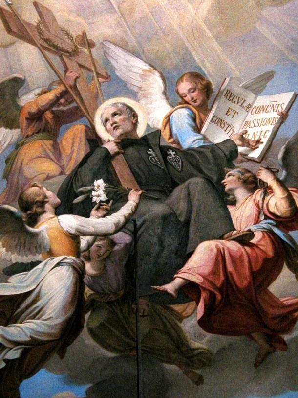 Thánh Phaolô Thánh Giá (1694 – 1775)