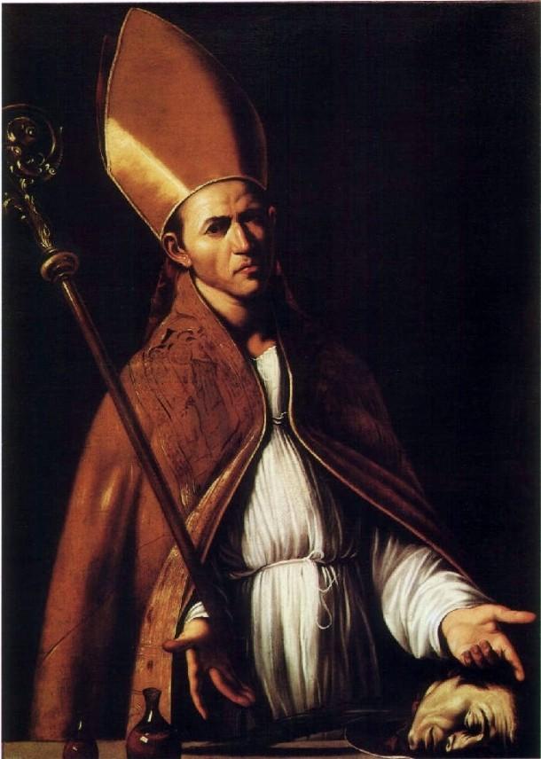 Thánh Gianuariô Giám Mục, Tử Đạo (Thế kỷ IV)