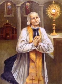 Thánh Gioan Maria Vianney, Linh Mục (1786 – 1859)