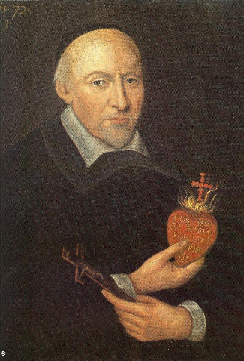 Thánh Gioan Euđê, Linh Mục (1601 – 1680)