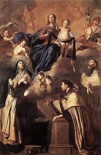 Đức Trinh Nữ Maria Núi Camêlô