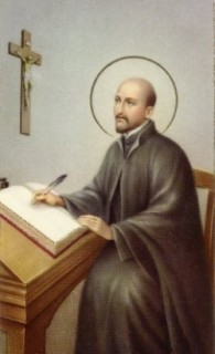 Thánh Ignatiô Loyola, Linh Mục (1491 – 1556)