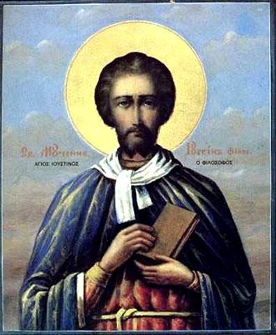 Thánh Giustinô, Tử Đạo (+165)
