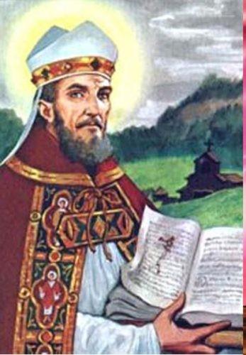 Thánh Bonifaciô, Giám Mục Tử Đạo (673 – 754)