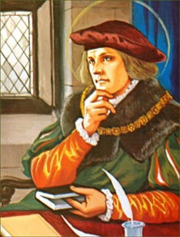 Thánh Tôma More, Tử Đạo (1478 – 1535)