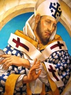 Thánh Cyrillô Alexandria, Giám mục, Tiến sĩ Hội Thánh (+444)
