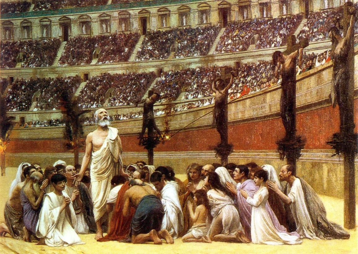 Các Thánh Tử Đạo Rôma