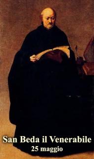 Thánh Bêđa Vênêrabilê, Linh Mục Tiến Sĩ Hội Thánh (673-735)