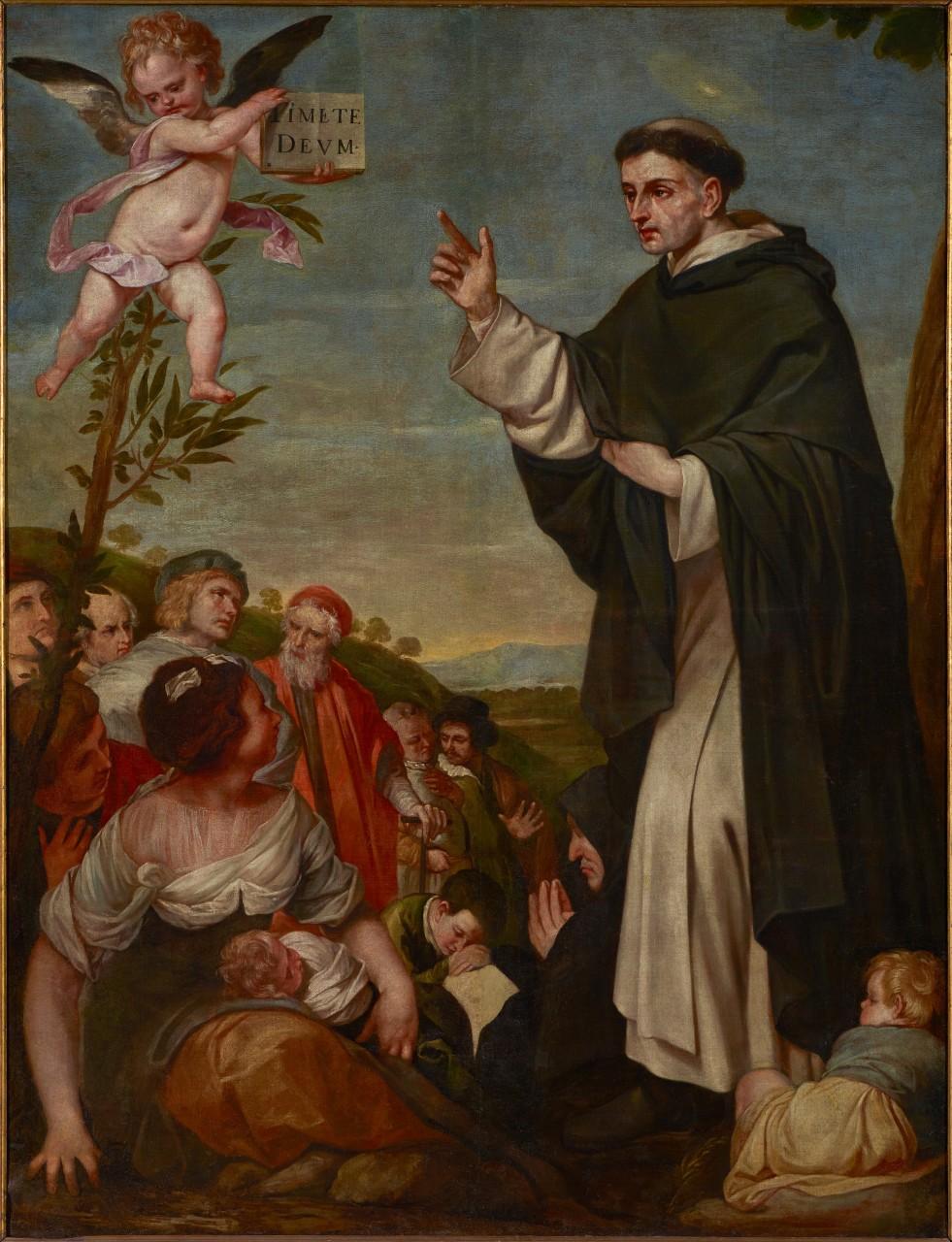 Thánh Vincentê Ferriô, Linh Mục (1350 – 1419)
