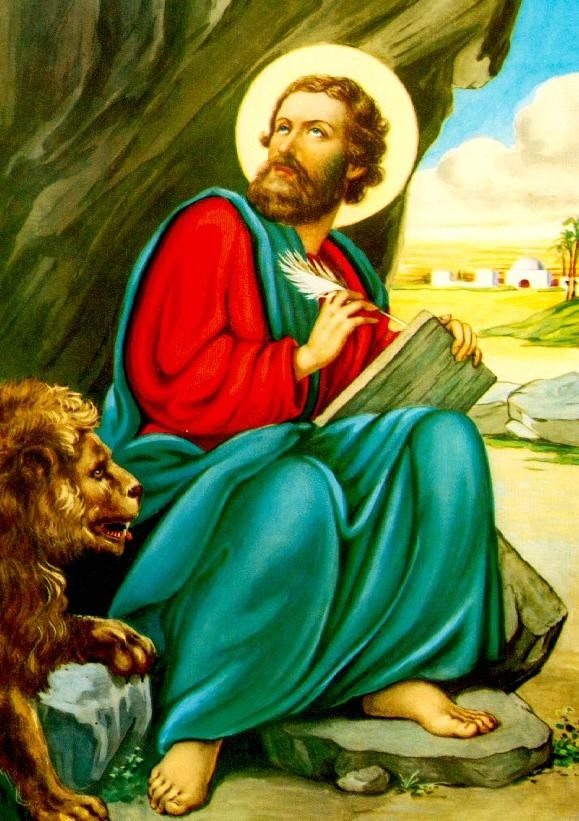 Thánh Marcô Thánh Sử (Thế kỷ I)