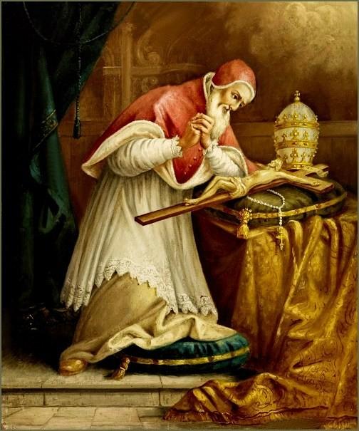 Thánh Piô V, Giáo Hoàng (1504 – 1572)