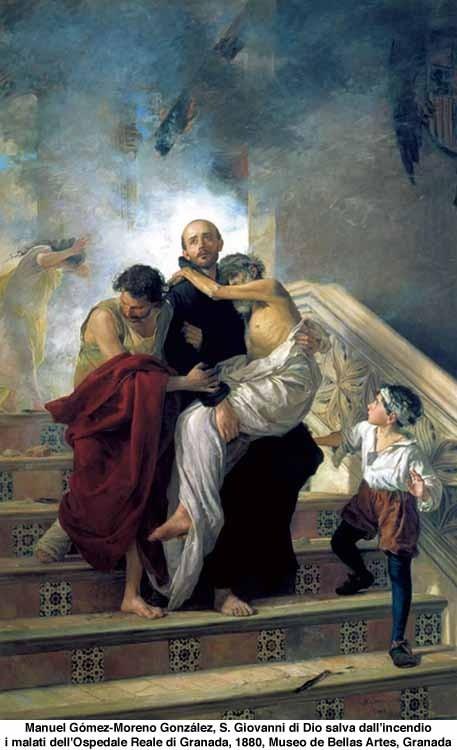 Thánh Gioan Thiên Chúa – Tu sĩ (1495 – 1550)