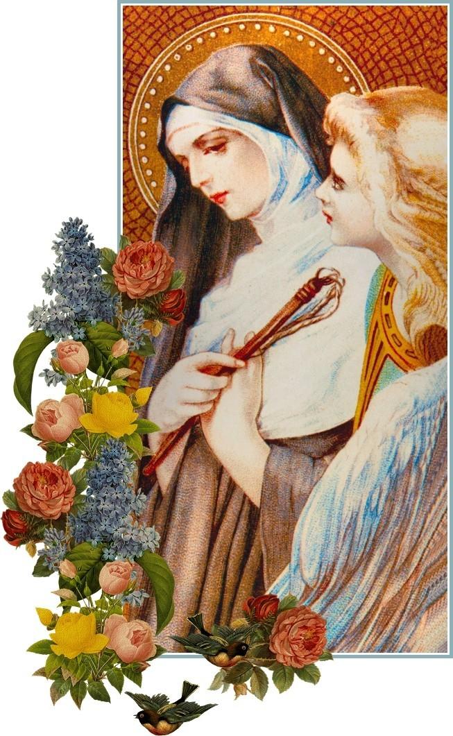 Thánh Phancica Rômana – Nữ tu (1384 – 1440)