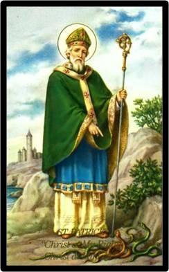 Thánh Patriciô – Giám mục (…. – 492)