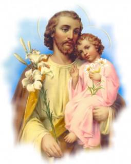 Thánh Giuse, Bạn Rất Thanh Sạch Đức Trinh Nữ Maria