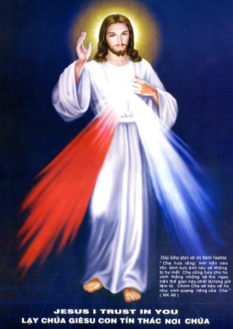 Lòng Chúa Thương Xót