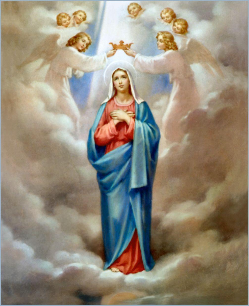 Kinh Cầu Với Ðức Mẹ Là Nữ Vương Hòa Bình