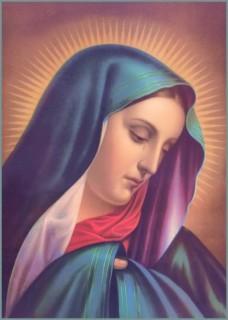 Kinh Cầu Với Ðức Mẹ Sầu Bi