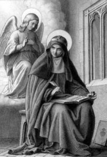 Lời Cầu Nguyện Của Thánh Bridget Trong 12 Năm