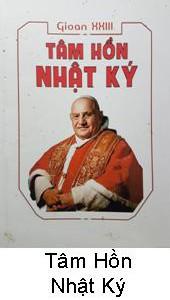 TÂM HỒN NHẬT KÝ - ĐGH Gioan XXIII