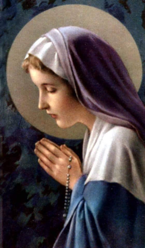 Đức Mẹ Chúa Trời Cầu Cho Chúng Con Là Kẻ Tội Lỗi