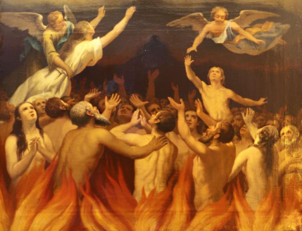 Hình khổ luyện ngục thế nào?