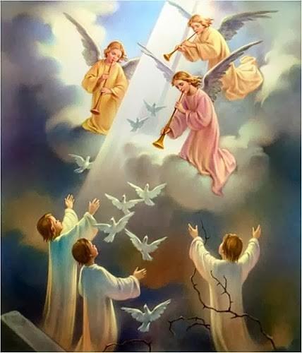 Thiên thần Sêraphim là ai?